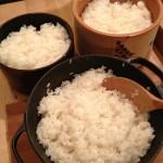 新米食べ比べ!! 島根の藻塩米こしひかり 北海道のゆめぴりか 宮城のササニシキ