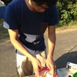 [ブログ] 美味しいキャンプ