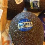 ニュージーランド産のアボカドはこのシールが目印!