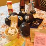 PR会社から届いたアボカドボックス アボカドを美味しく食べる調味料や雑貨なども一緒に入っていました~