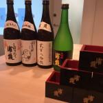 【ブログ】 日本酒の会