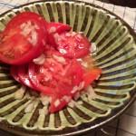 トマト2.5個分は軽く食べたはず。。。。