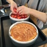 美沙ちゃんのお菓子は優しい甘さで素材の味がしっかりします!