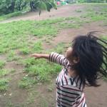 子育ても自然派・・・ゆえに、我が家のちびさん達は野生児・・・