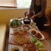 [ブログ] 韓国精進料理と伝統茶の会