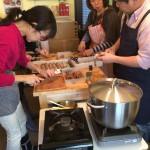 【ブログ】 今年最後の料理教室は「おせち料理の会」